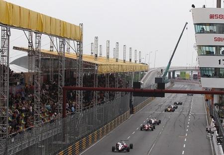 Dani Juncadella y Carlos Sainz repetirán en el Gran Premio de Macao de F3