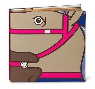 Libro Le Carré Hermès, edición prestigio sobre el pañuelo de seda más célebre