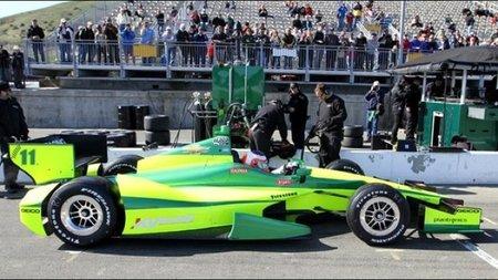 Rubens Barrichello participará en las IndyCar series con KV Racing