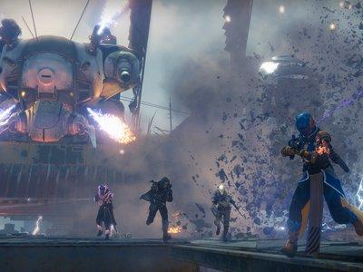 """Destiny: Los Señores de Hierro: Prepárense, ya hay fecha para el modo Heroico de la incursión """"La Furia de las Máquinas"""""""