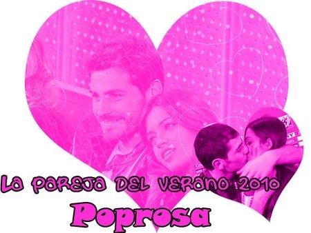 Y la pareja del verano en Poprosa es... ¡¡¡Carbonillas!!!