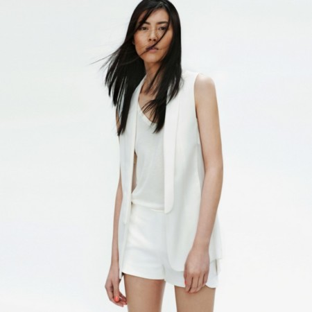 Look Catálogo Zara Abril 2012