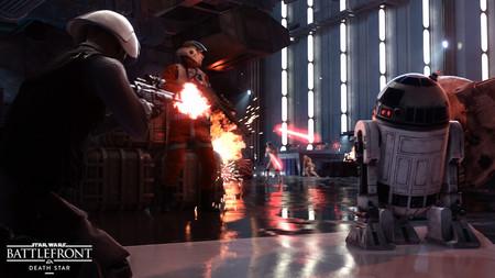 Star Wars Battlefront Estrella De La Muerte Dlc