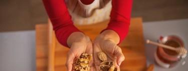 Durante el embarazo, toma alimentos ricos en omega 3