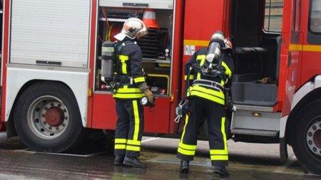 Trajes con sensores de sustancias tóxicas y conexión 3G, lo último en tecnología para el cuerpo de bomberos