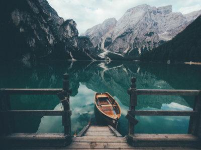 La quietud de los infinitos paisajes de Johannes Hulsch