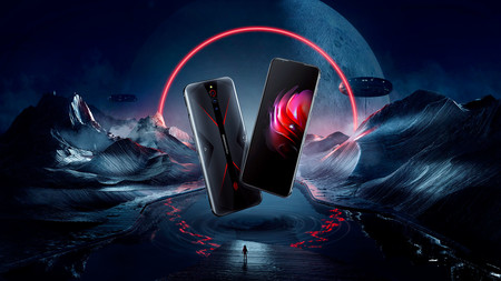 Nubia Redmagic 5g Eclipse Black 2