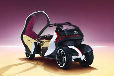 Así es el eléctrico y autónomo Toyota i-TRIL: en busca del vehículo urbano ideal