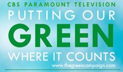 La CBS se vuelve verde para los Emmy