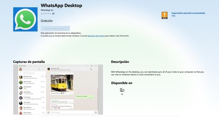Whatsapp Desktop Portada
