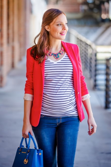 Fashion In The Street Blog Stripes Look