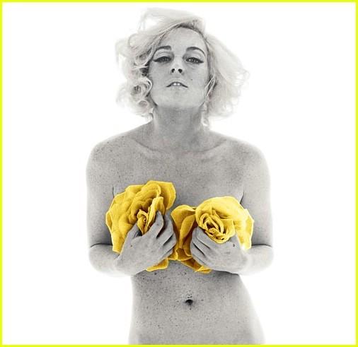 Lindsay Lohan desnuda en New York Magazine