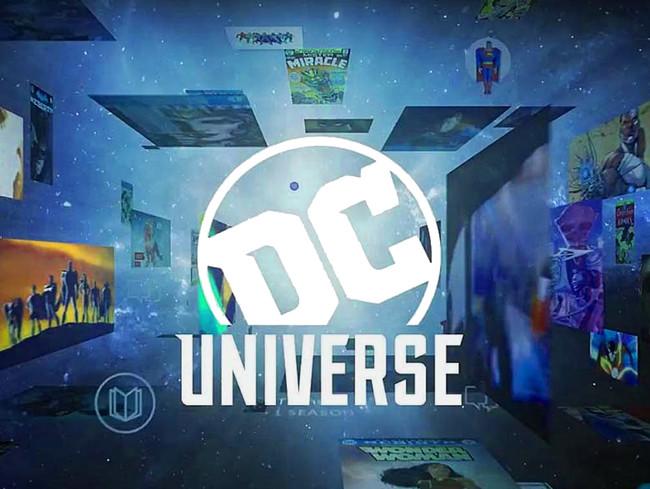 Dc Universe Id