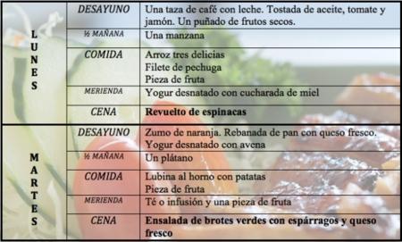 Tu dieta semanal con Vitónica (XCII): cenas ligeras