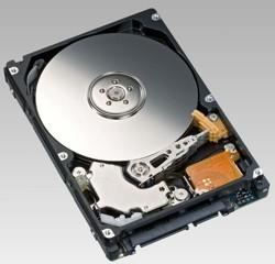 Disco duro de 2.5'' y 500 GB de Fujitsu
