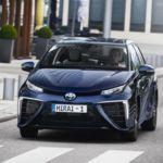 El ayuntamiento de Londres se convierte en el primer comprador del Toyota Mirai en Reino Unido
