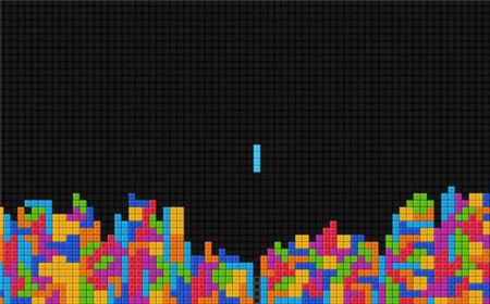 ¿Te creías bueno al Tetris? Mira y llora