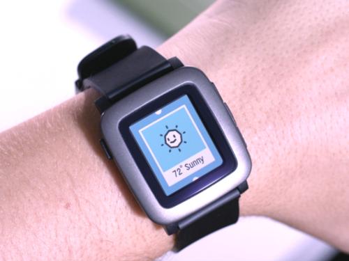 ¿Tiene alguna posibilidad Pebble luchando contra tiburones en el mundo smartwatch?