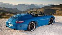 Porsche 911 Speedster, reviviendo un clásico