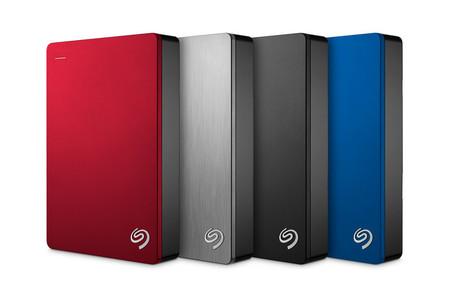 Seagate nos mete 5TB en un disco portátil, es el más capaz de su clase