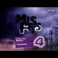 'Misfits', primer tráiler de la misteriosa cuarta temporada