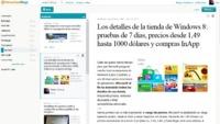 Networkedblogs incorpora su propio lector de noticias en su sitio web