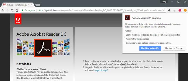Adobe Instalacion De Adobe Acrobat Reader Dc