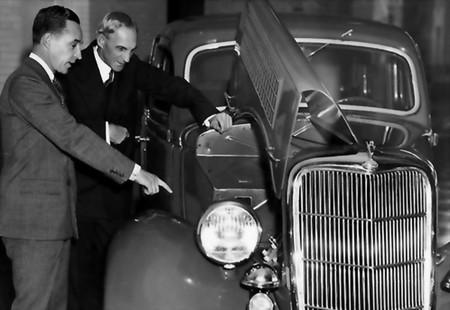 Edsel Ford Henry Ford