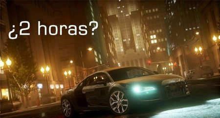 Need for Speed: The Run: el modo campaña dura... ¿¡tan sólo dos horas!?