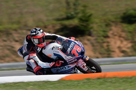 Arenas Austria Moto3 2020