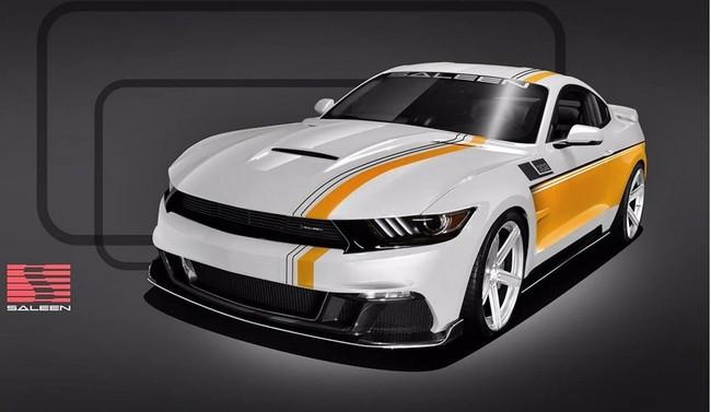 Con este precioso Mustang de 740 CV Saleen celebrará los 30 años de su primera victoria en competición