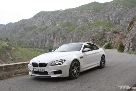 BMW M6 Competition 21