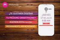 Motorola confirma la llegada de Moto Maker a México para el 17 de julio
