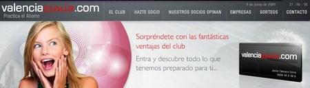 """Club de ahorro """"Valencia es mia"""""""