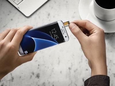 Samsung Galaxy S7 Edge: ahora con pantalla de 5,5 pulgadas y doble curva más útil
