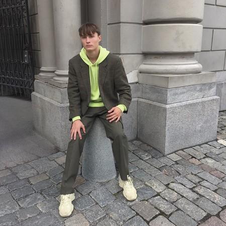 El Mejor Street Style De La Semana Asi Se Vive La Moda En La Fashion Week De Estocolmo 07