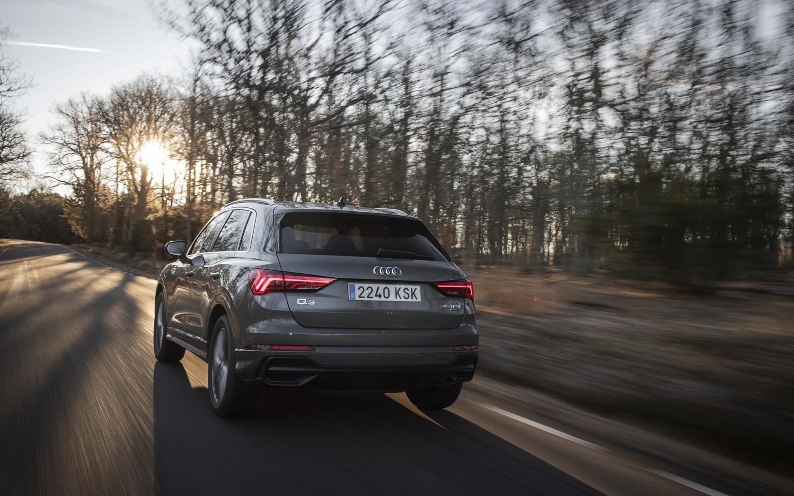 Foto de Audi Q3 2019 (25/50)