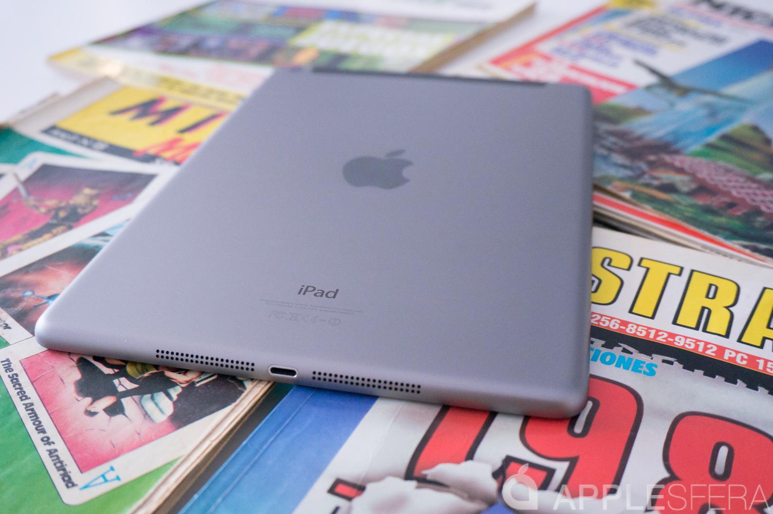 Foto de Así es el nuevo iPad Air (13/34)