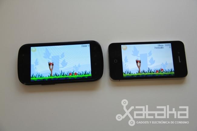 Prueba Google Nexus S