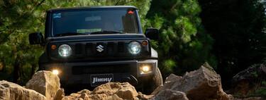 Suzuki Jimny, al volante de un todoterreno de bolsillo, no apto para 'posers' y capaz como los grandes