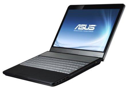 ASUS Serie N, sonido y diseño diferente como atractivo