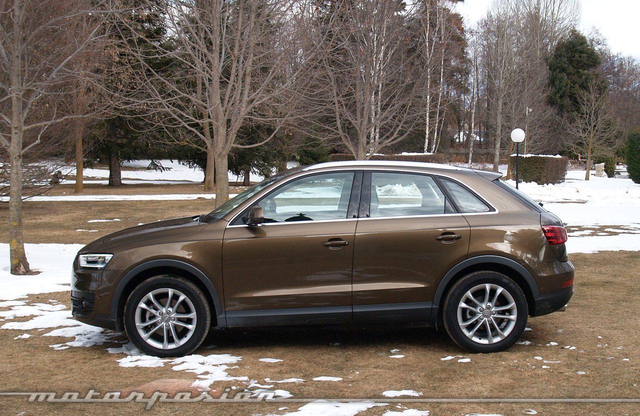 Foto de Audi Q3 (miniprueba) (3/26)