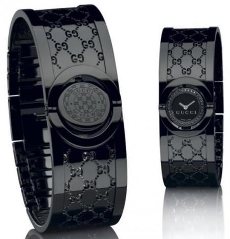 Reloj de edición especial Gucci Twirl F.F.A.W.N.