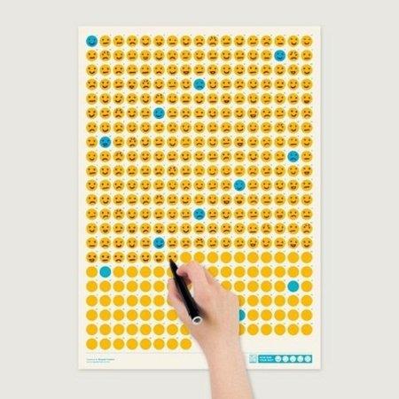 Life Calendar, calendario con emoticonos