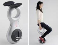 Honda U3-X, una alternativa de transporte personal