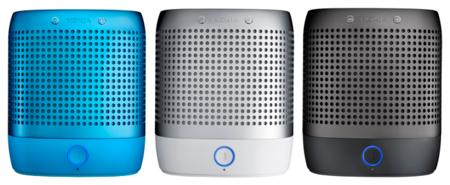 Nokia nos trae el Nokia Play 360, un altavoz con NFC