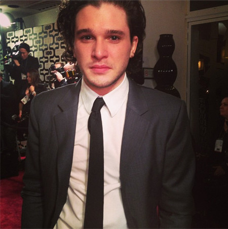 kit harington foto instagram