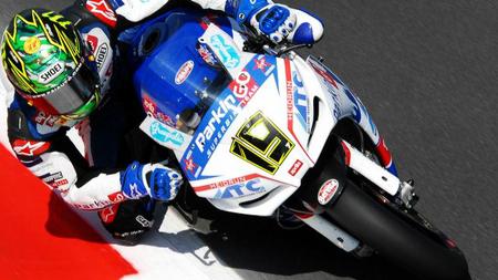 Chaz Davies Aragón Race2