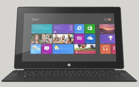 Surface Pro se lleva sus primeras reseñas: buen rendimiento, mala batería