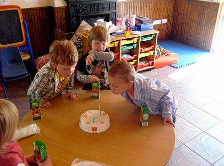 Almuerzos de cumpleaños en el colegio: muchos y poco saludables